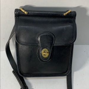 Nice leather Vintage Coach Crossbody